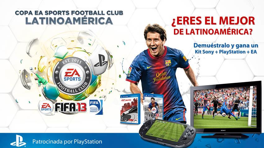 LagZero.NET y Tarreo.com necesitan un campeón de FIFA 13 #CopaEASports [Torneos]