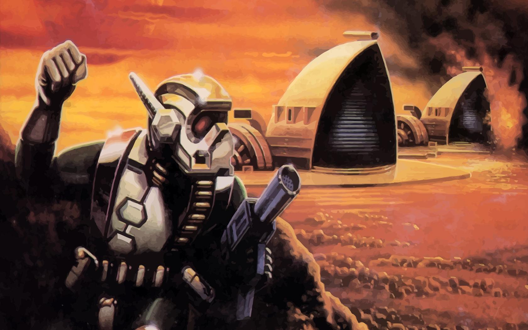 Dune II; el padre de los juegos de estrategia ahora en tu browser [HTML5 ROCKS!]
