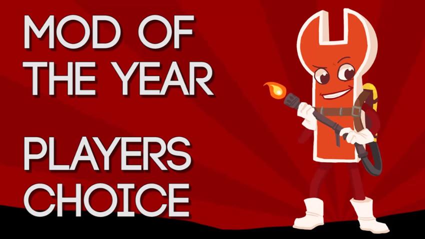 Los mejores mods del año según los usuarios de ModDB [Vídeo]
