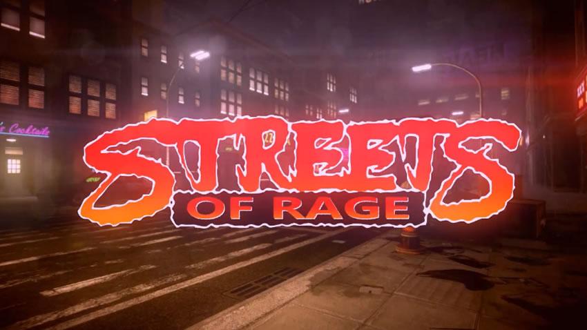 Este es el remake de Streets of Rage que nunca jugaran [Vídeo]