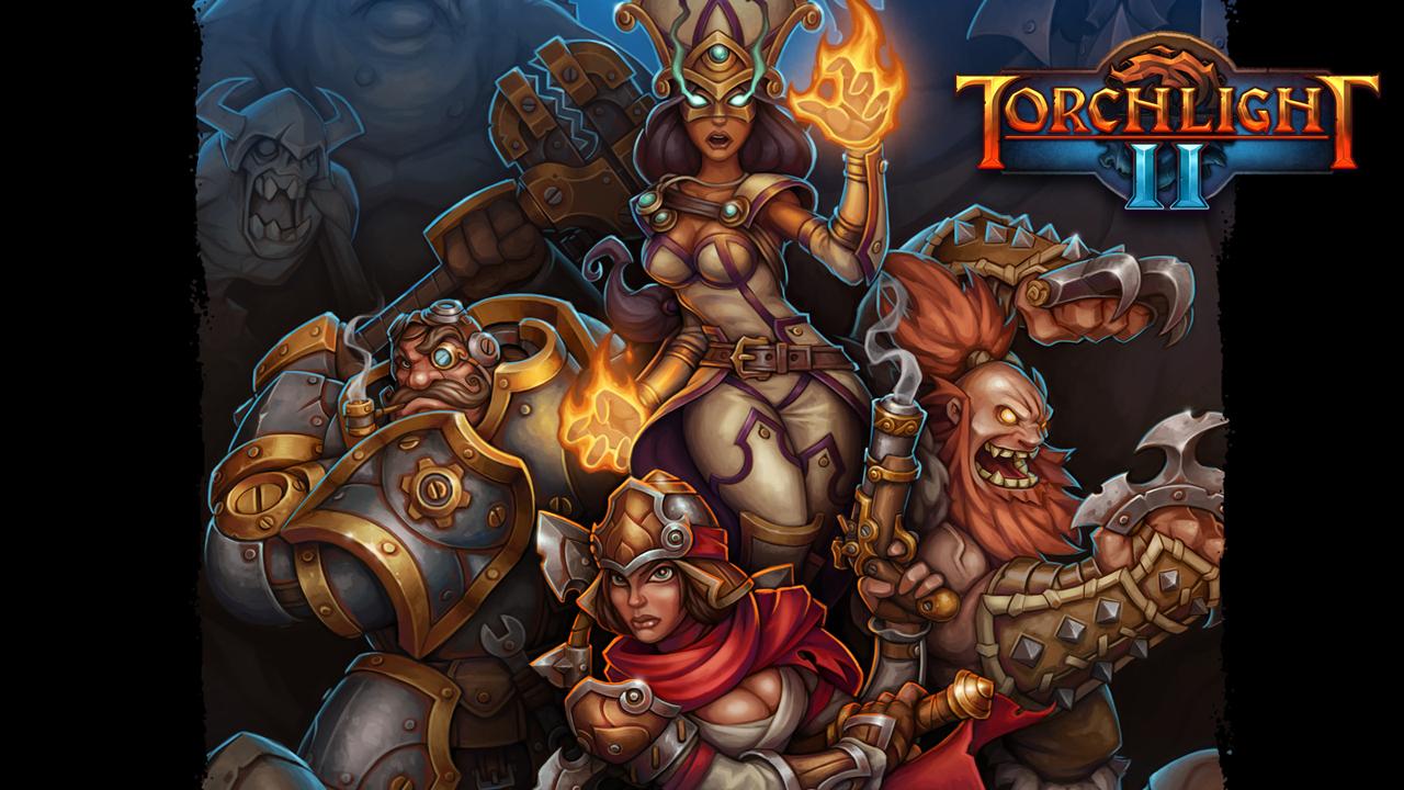 LagZero Analiza: Torchlight II [Review]