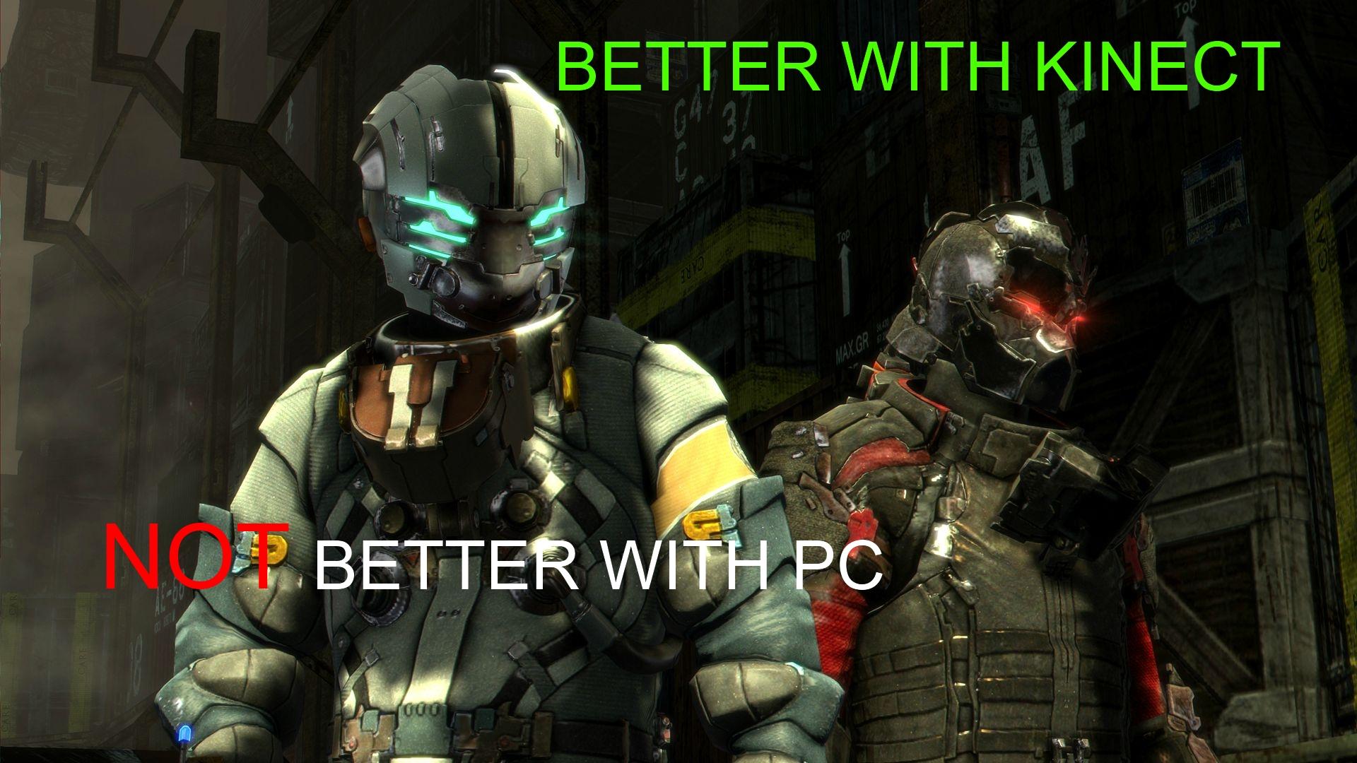 Viceral no quiere que Dead Space sea o se vea mejor en PC [Anuncios]
