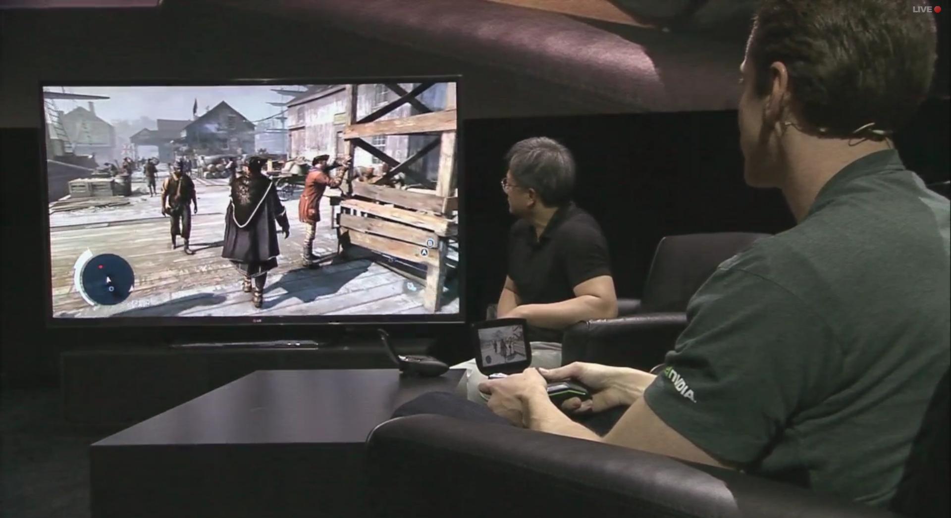 Project Shield, la nueva consola portatil de Nvidia [CES 2013]