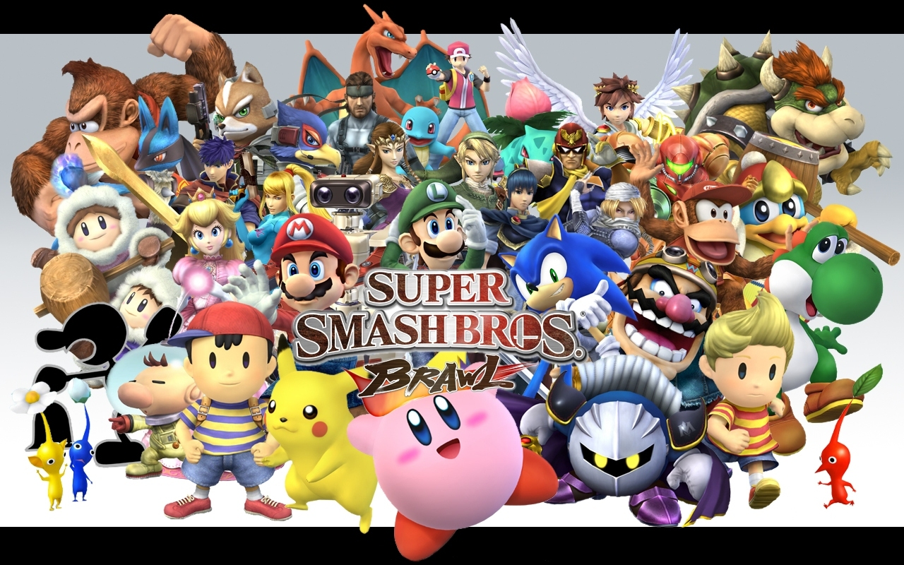 Super Smash Bros. y Mario Kart para la Wii U y 3DS serán anunciados en la E3 [Anuncios]