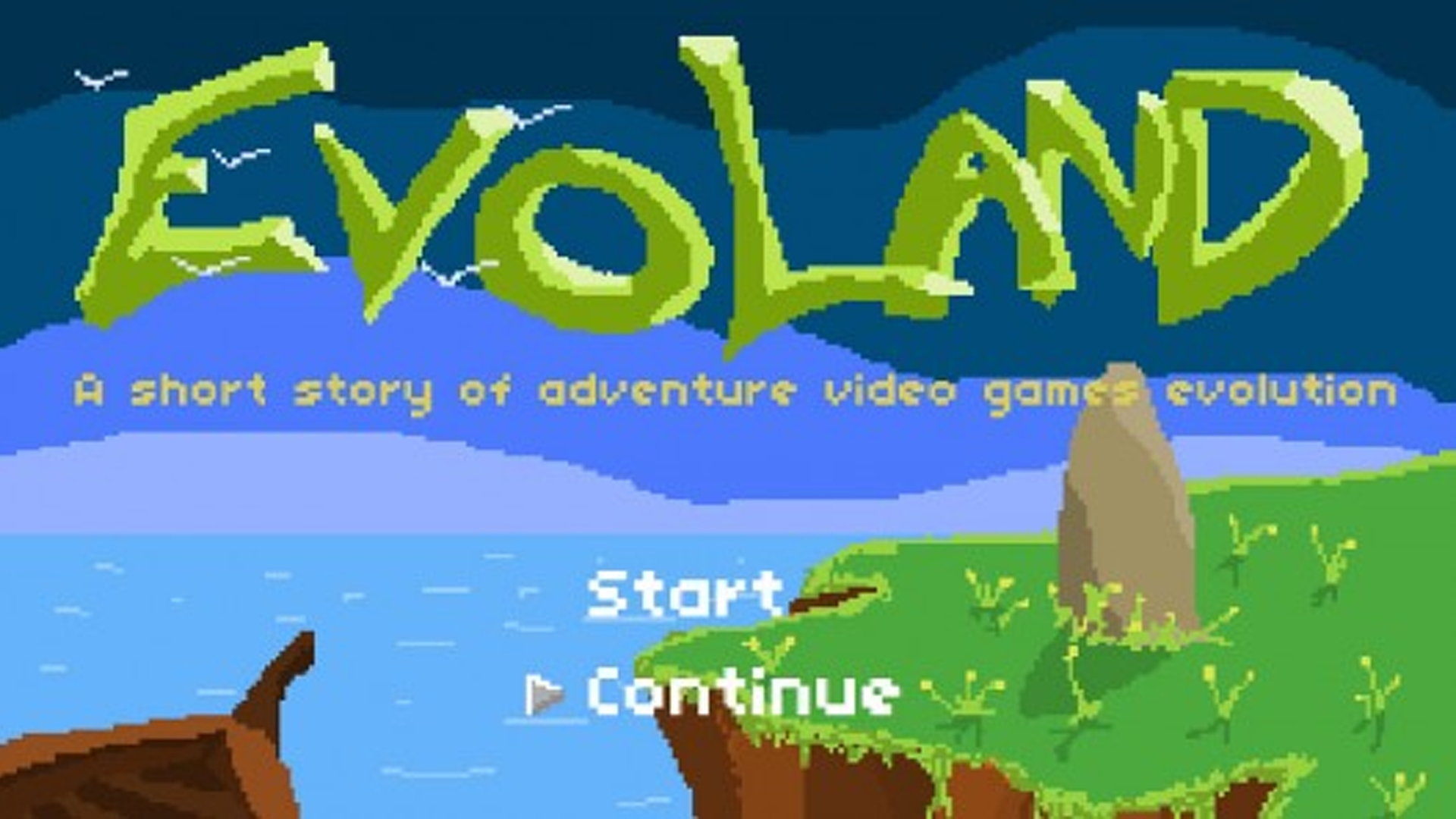 Evoland nos llevará por la evolución de los juegos de aventura [Video]