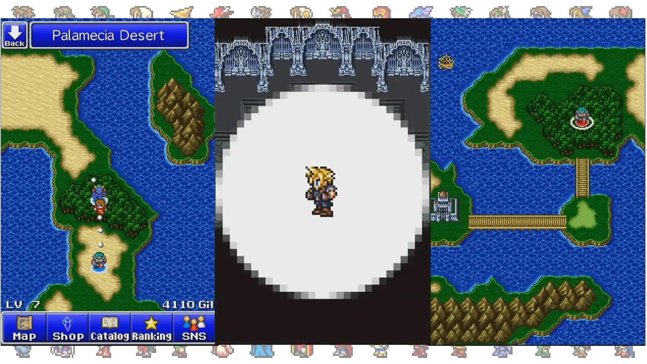 Este es el nuevo Final Fantasy para iOS [Video]