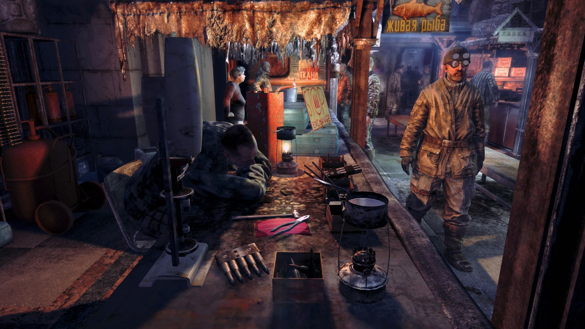 Metro: Last Light, Guía de supervivencia muestra los enemigos humanos [Video]