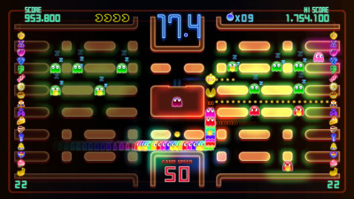 Pac-Man Championship Edition DX llega a Windows 8/RT [Glorious!]