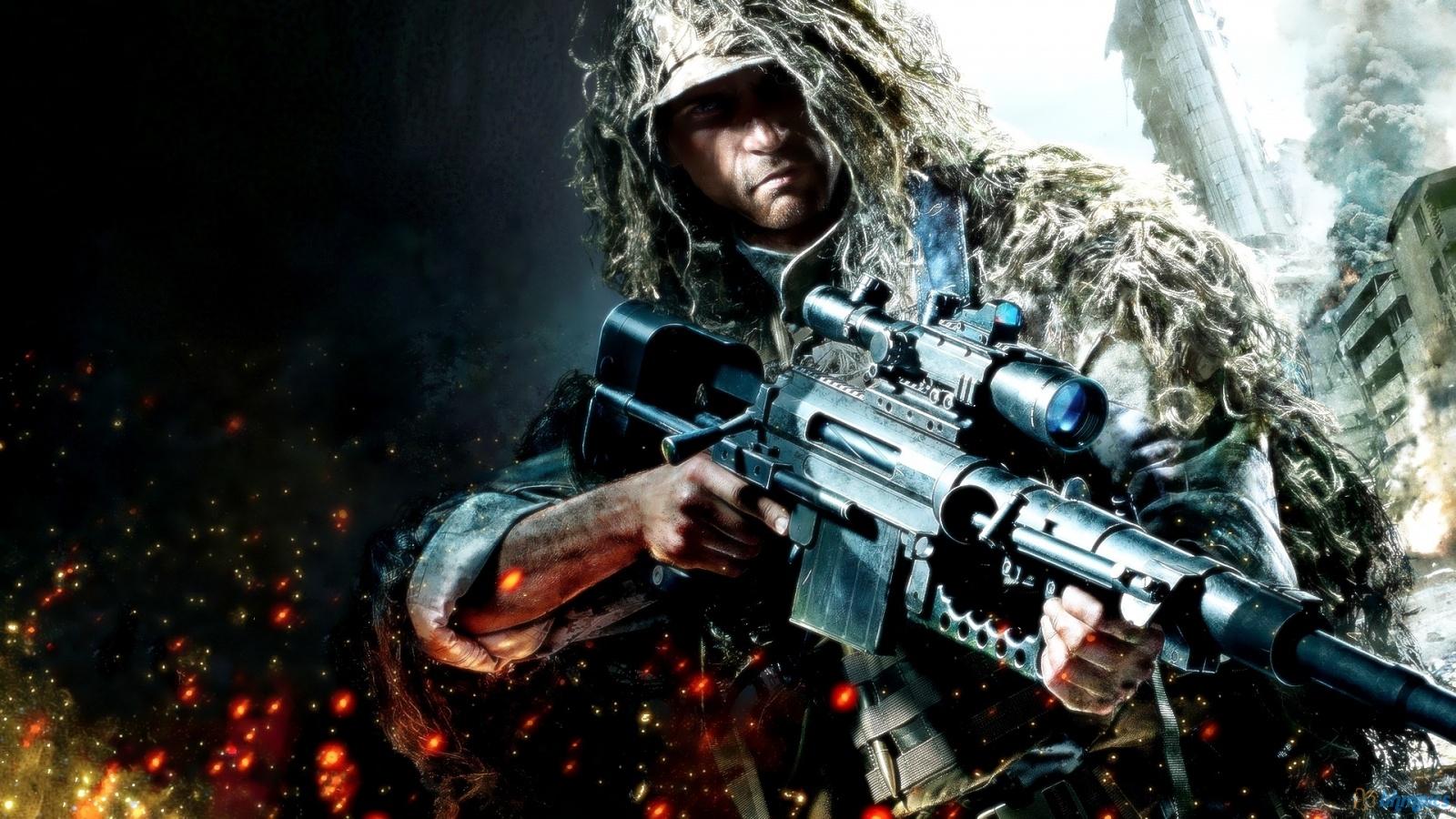 Sniper: Ghost Warrior 2 ya tiene fecha de lanzamiento [Headshot]