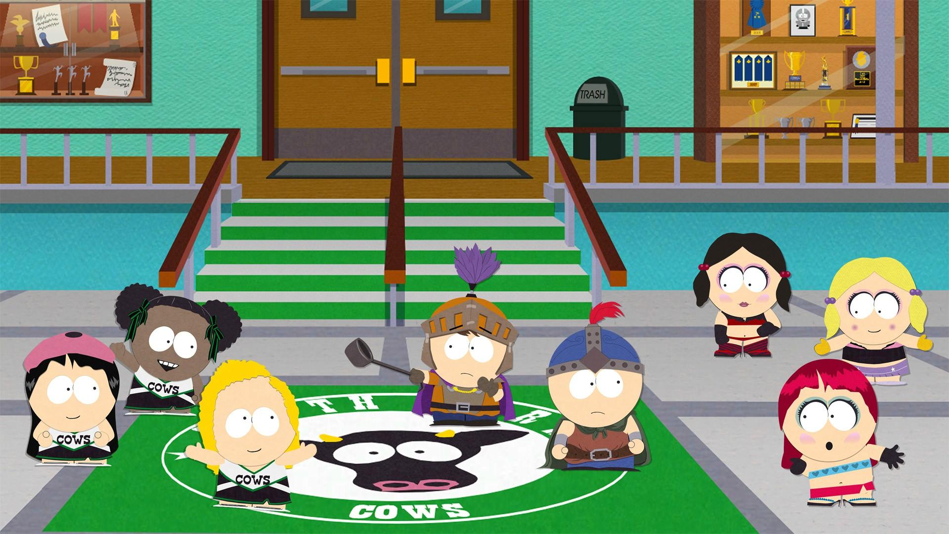 Ubisoft compra THQ Montreal y obtiene los derechos de publicación del juego de South Park