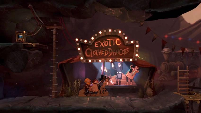 Anunciada la fecha de salida de The Cave [Vídeo]