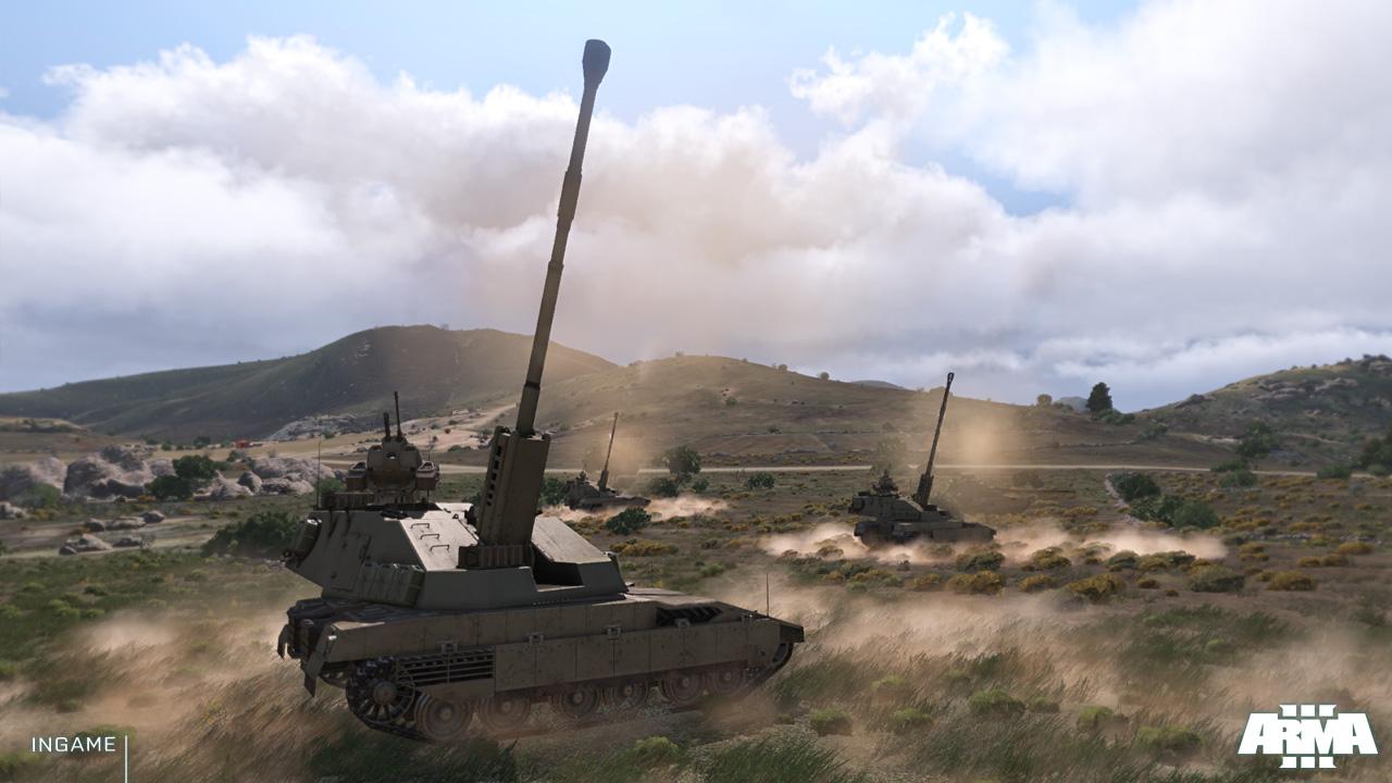 ArmA 3 será exclusivo de Steam [Anuncios]