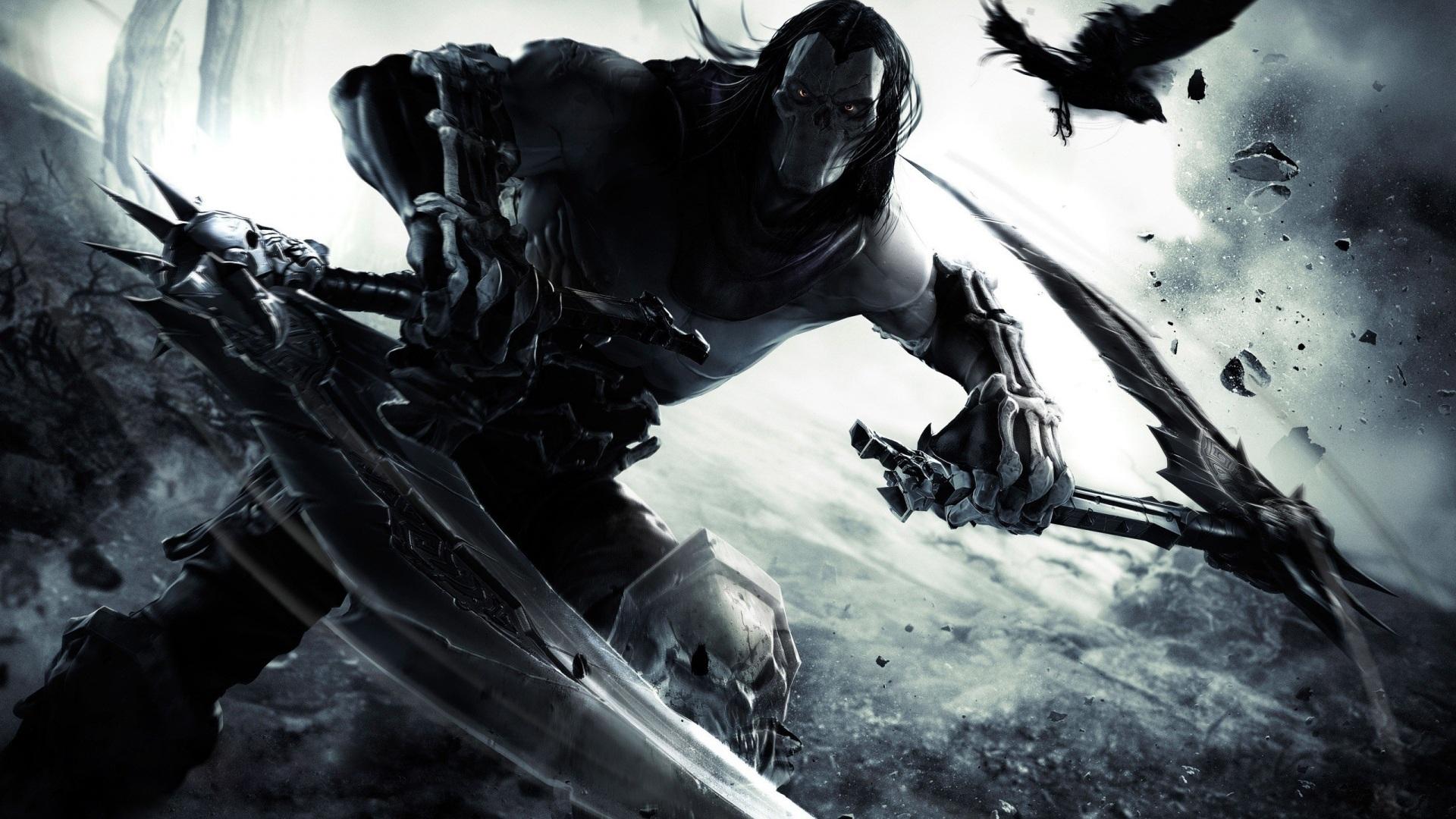 Crytek no quiere seguir con la franquicia Darksiders