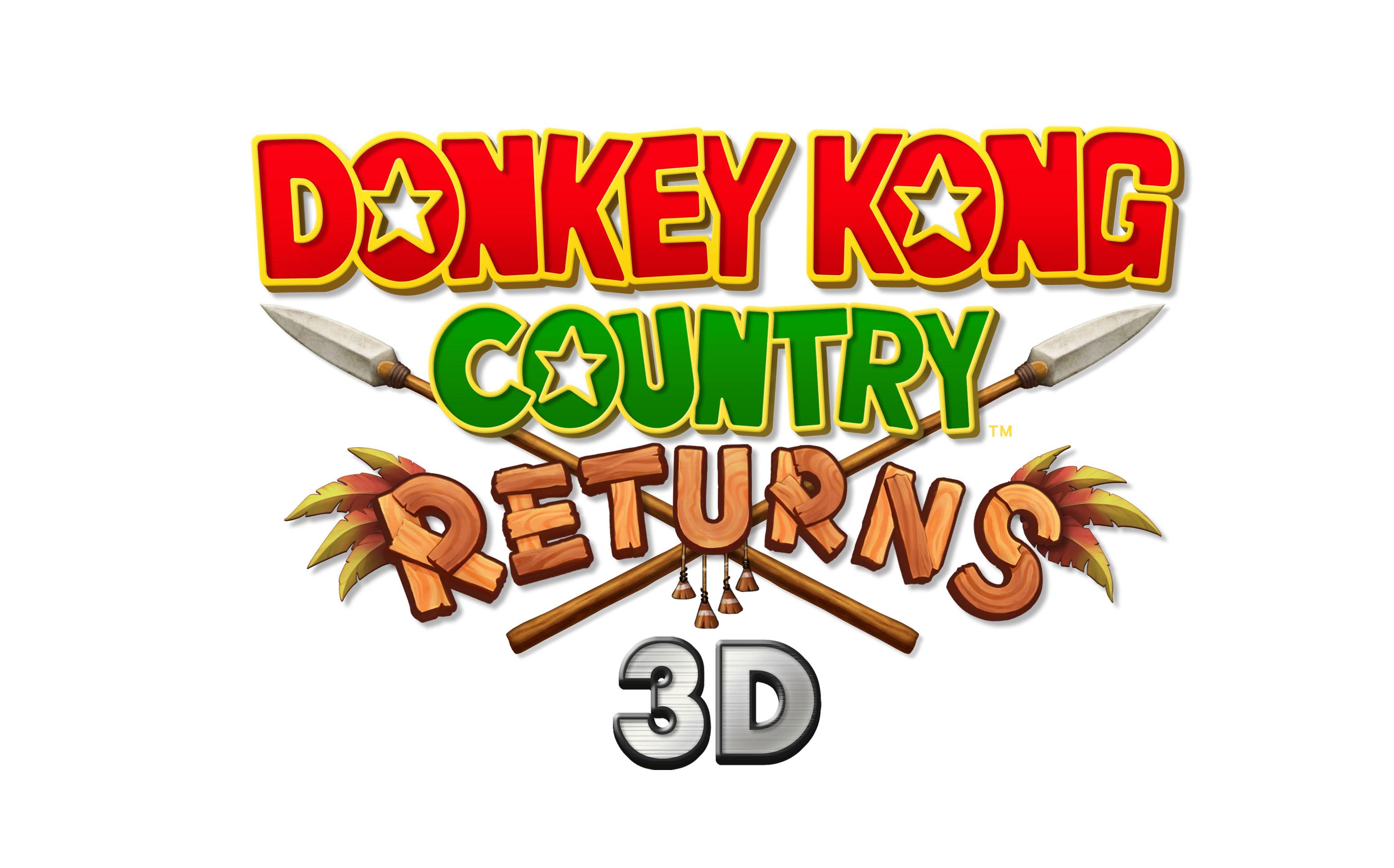 Donkey Kong Country Returns, comparativa entre la versión de Wii y 3DS [Video]