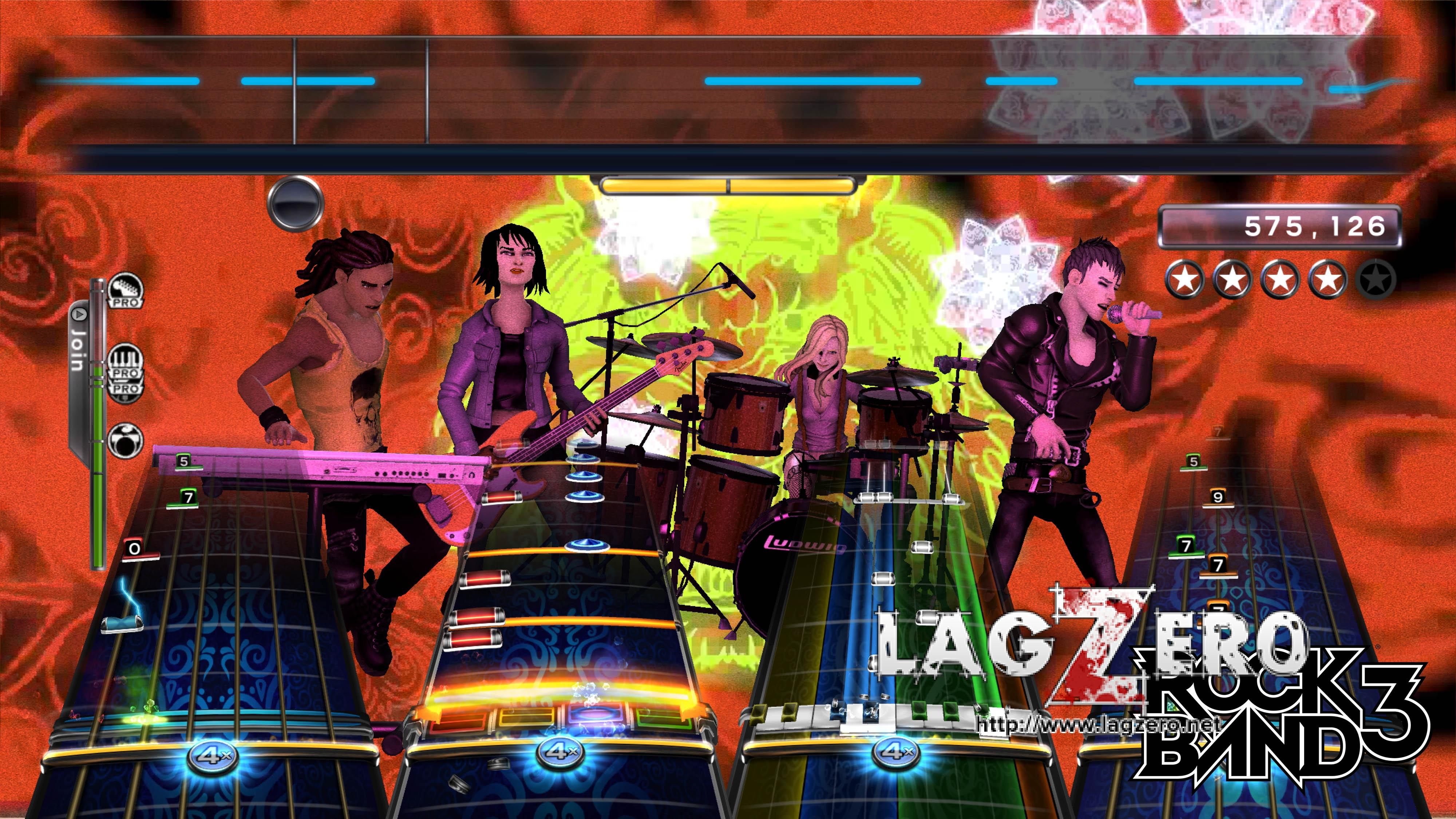 Luego de 5 años, los DLC de Rock Band pararán en Abril [Anuncios]