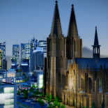 SC13SCRN_S63_Cologne_Cathedral_3_Vivid