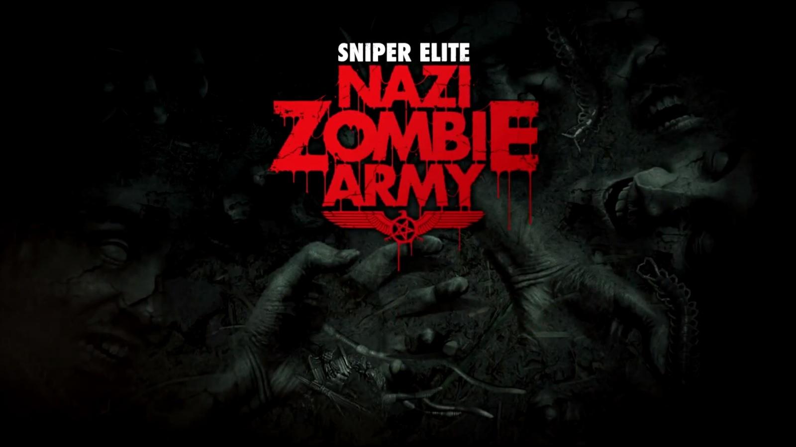 Trailer de lanzamiento de Sniper Elite: Nazi Zombie Army [Video]