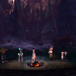 Estos son los personajes de The Cave, cada uno con sus ambiciones y pecados.