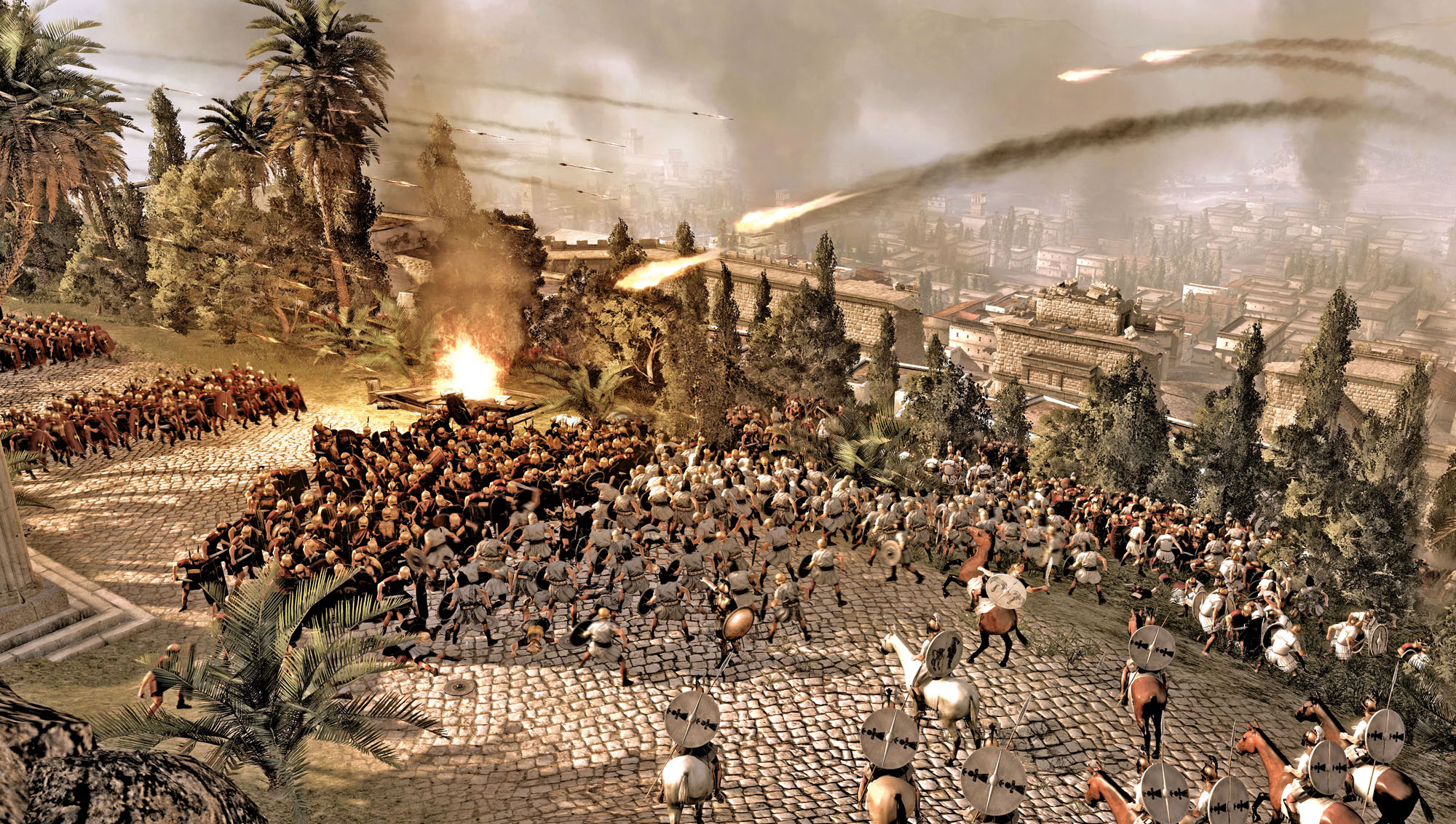 Nuevo trailer de Total War: Rome II esta de lujo [Video]