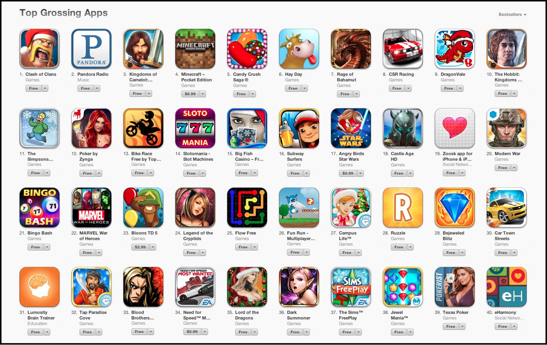 Recomendamos juegos iOS [Nueva sección]