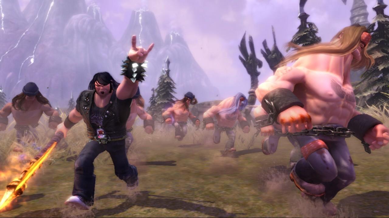 Ya era hora, Brutal Legend llega para PC, pre-compras listas [Let's Rock]