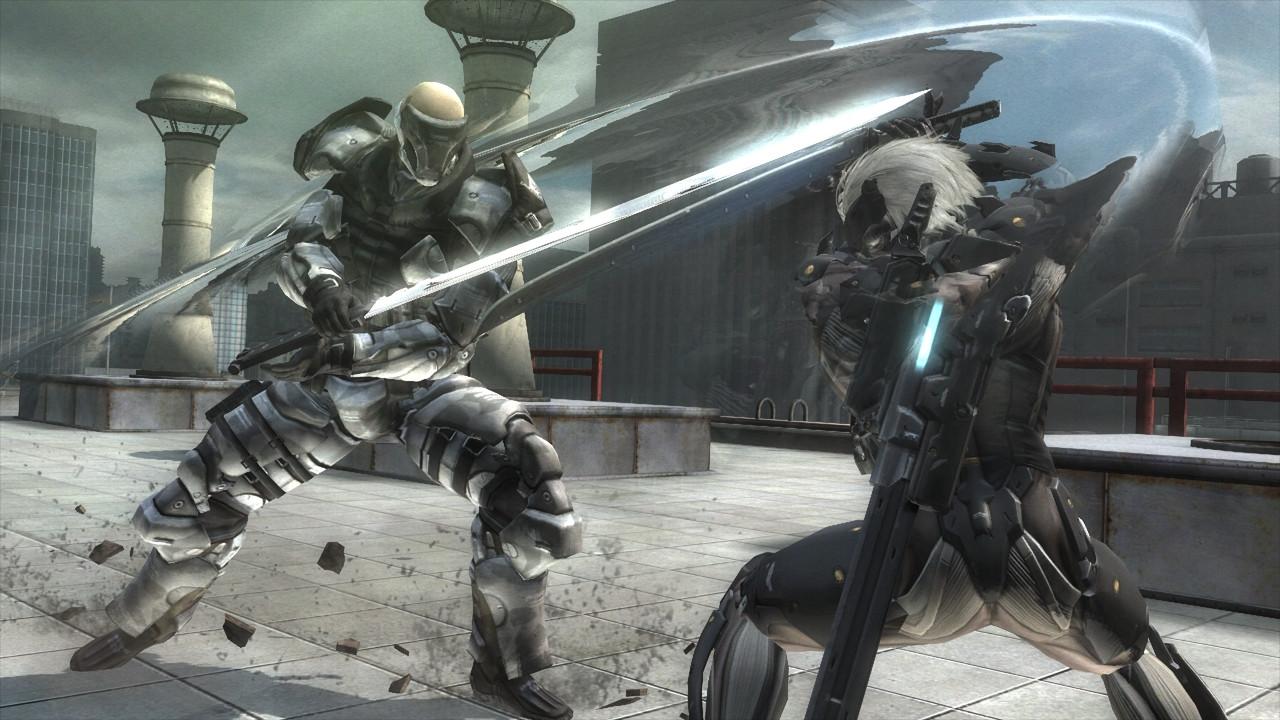 Ya esta disponible la demo de Metal Gear Rising: Revengeance en PSN [Anuncios]