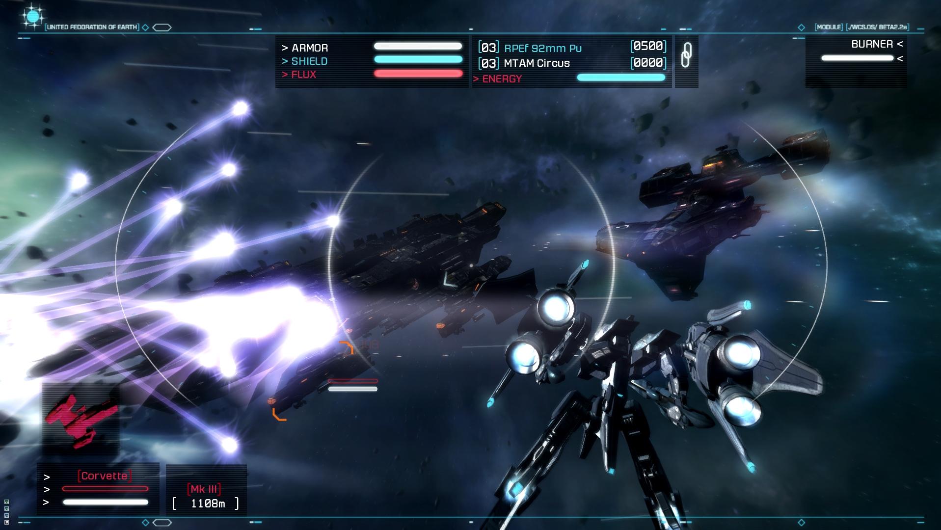 Primeras impresiones: Strike Suit Zero [Previa Espacial]
