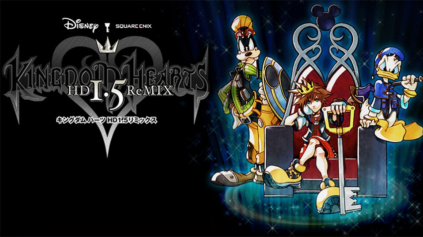 Kingdom Hearts HD 1.5 ReMIX se confirma para America y Europa [Long Names…]