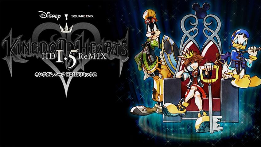 Kingdom Hearts HD 1.5 ReMIX se confirma para America y Europa [Long Names...]