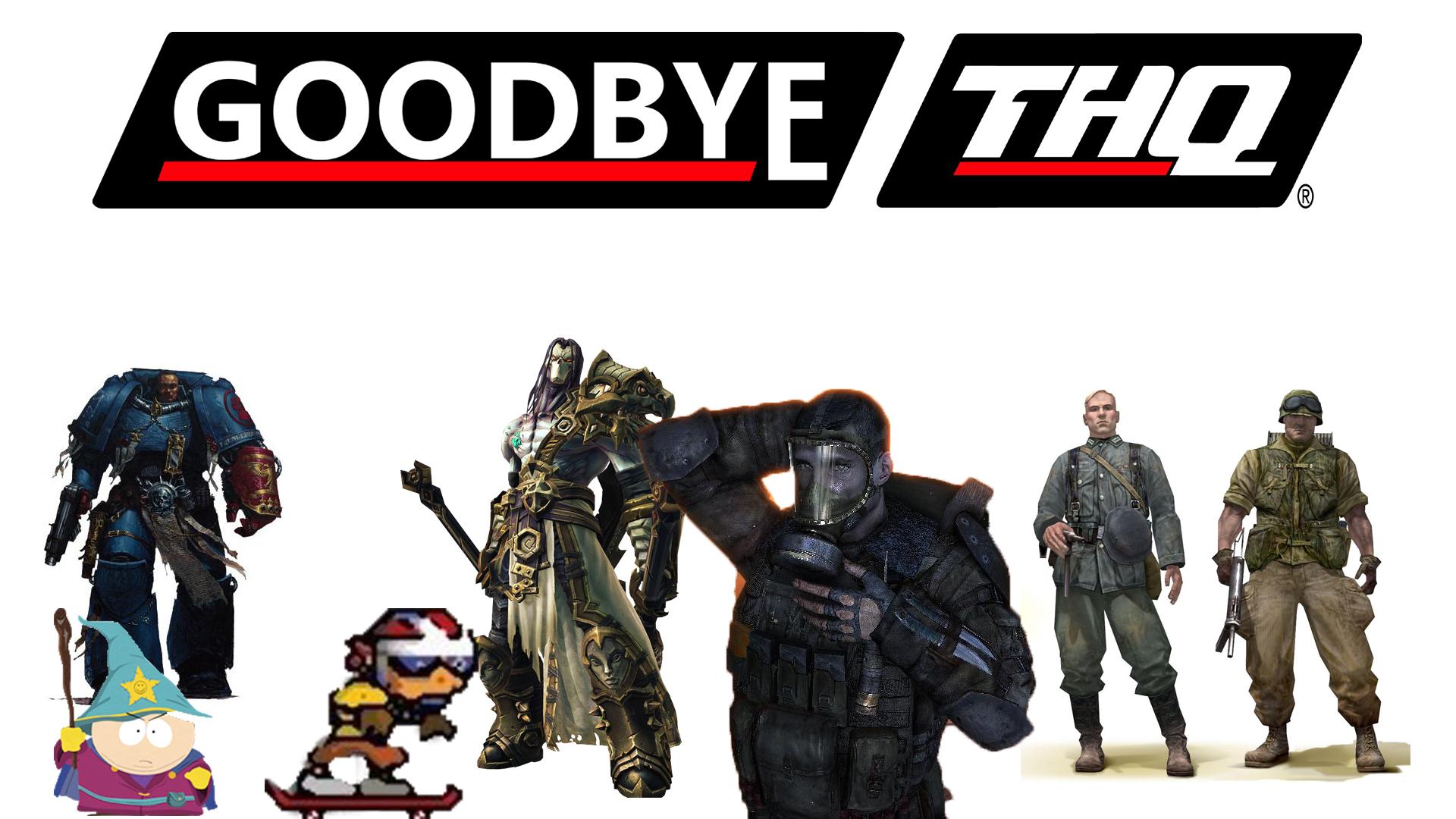 Adios THQ: Recordando viejas glorias [Parte I]