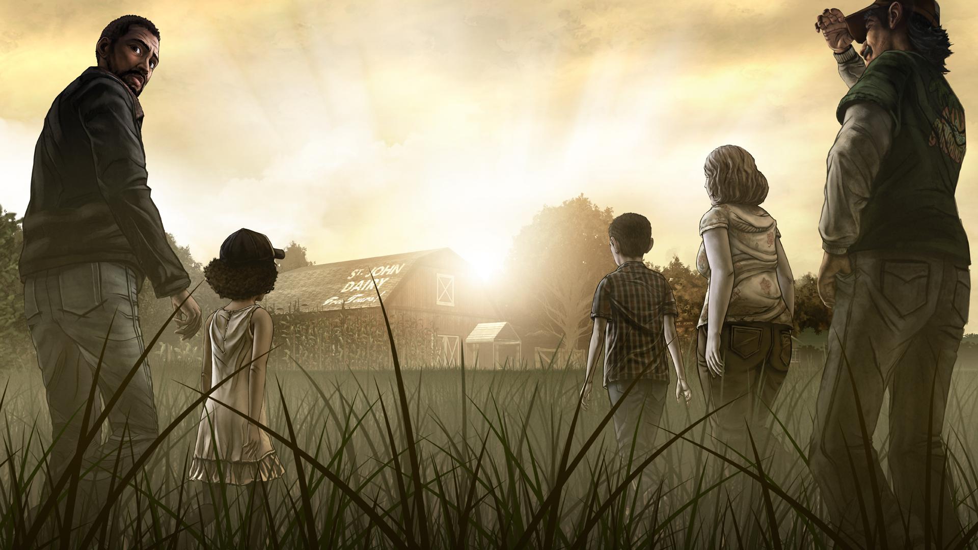 Telltale asegura que veremos más de The Walking Dead antes de la segunda temporada [Anuncios]