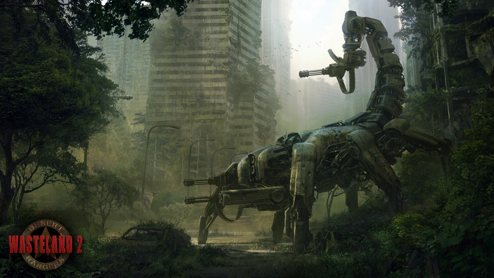Al fin tenemos video gameplay de Wasteland 2 [Video]