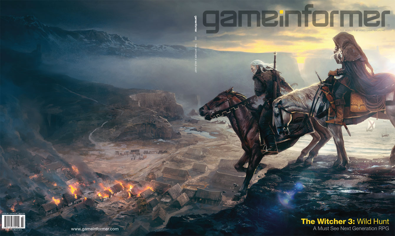 Revelado The Witcher 3: Wild Hunt, promete ser la proxima generación en RPG [My body is ready]