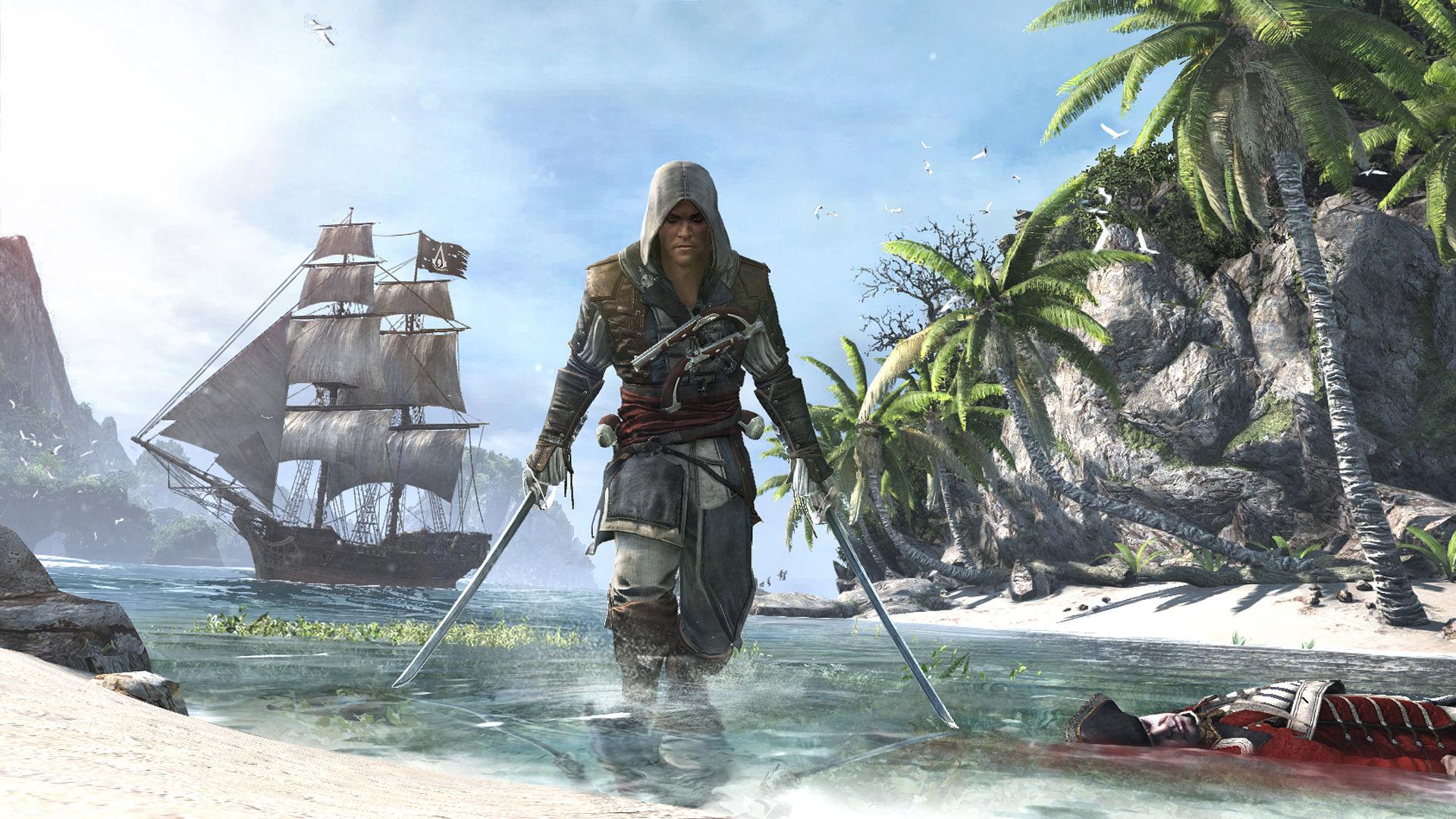 Se sueltan imágenes, vídeos y detalles de Assassin's Creed IV: Black Flag [Anuncios]