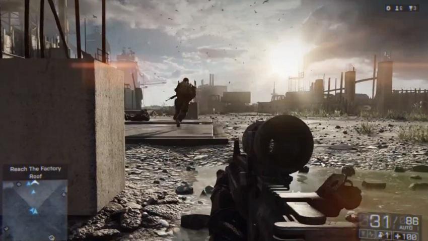 Llegó el trailer multijugador de Battlefield 4 [Gamescom]