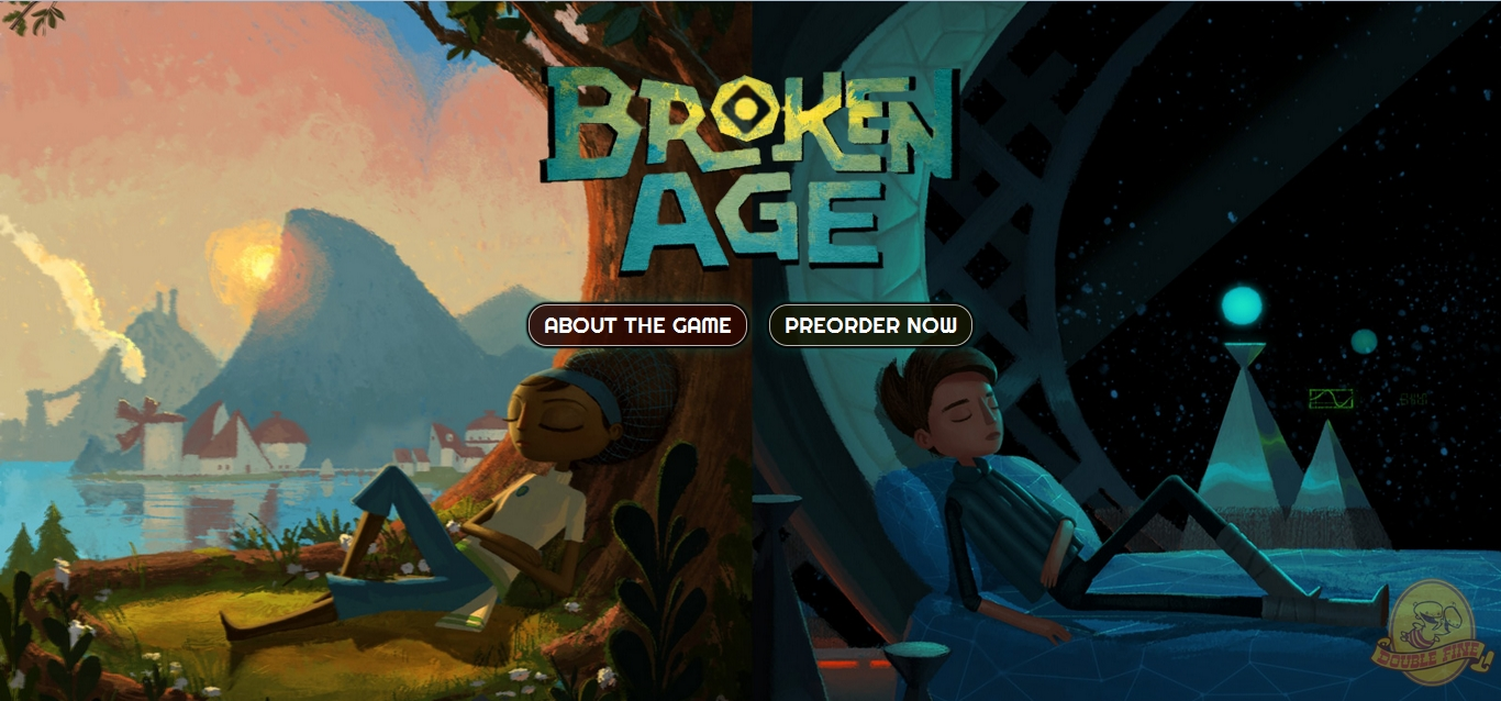 Trailer de lanzamiento de Broken Age.[VIDEOS]