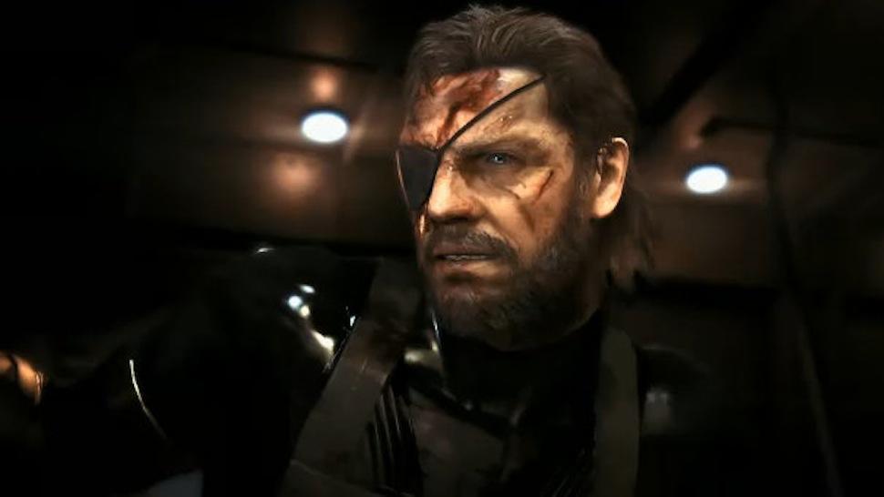 Trailer de Metal Gear Solid V: The Phantom Pain [Vídeo]