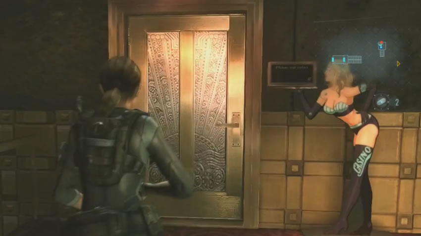Comparemos la versión de Resident Evil: Revelations de Xbox 360 con la de 3DS [Video]