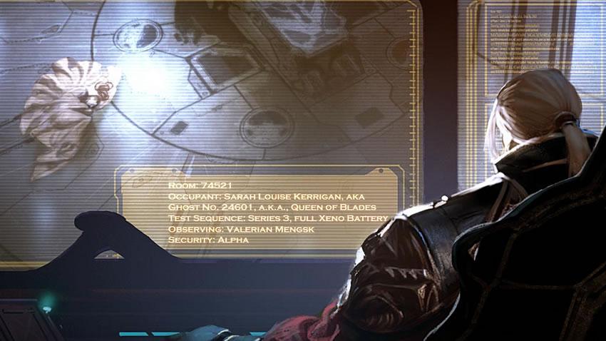 Cómic de Stracraft 2: Heart of The Swarm explica un poco el pasado de Kerrigan [+ vídeo extra]