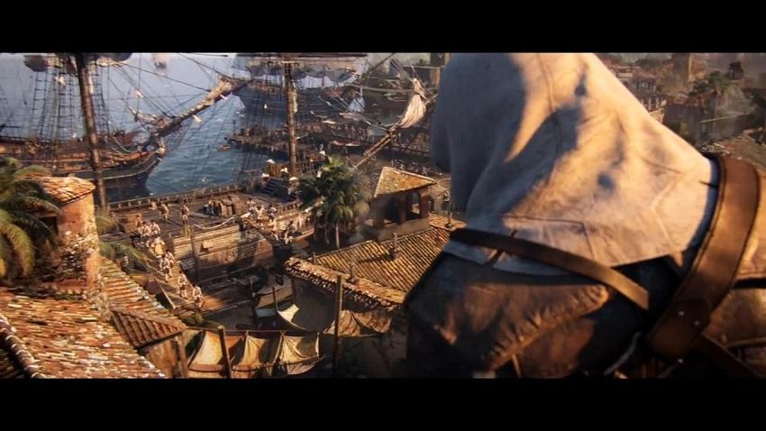 "Se ""filtra"" el primer tráiler de Assassin's Creed IV"