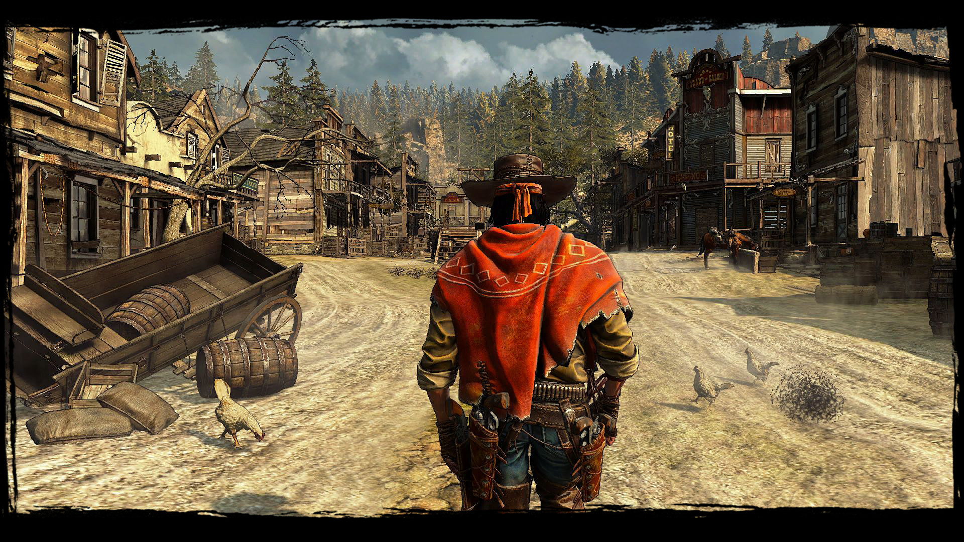 Y este es el trailer completo de Call of Juarez: Gunslinger [Video]