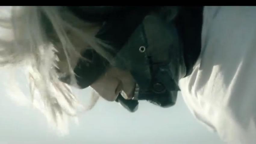 Metal Gear Sunrising, un día en la vida de Raiden [Vídeo]