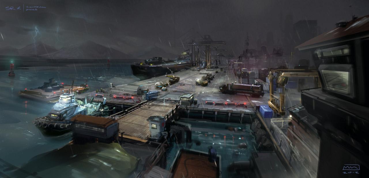 Una primera mirada a Shadowrun Return, una campaña Kickstarter que esta dando frutos [Video]