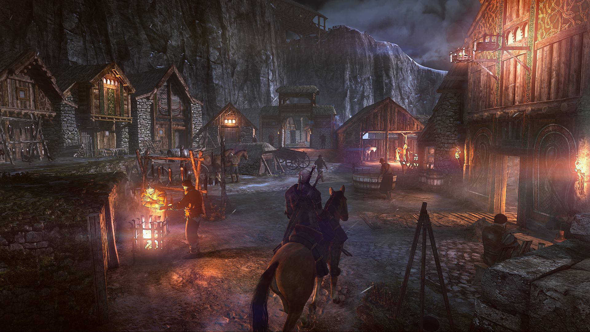 Solo Geralt de Rivia siendo asombroso en este trailer de The Witcher 3: Wild Hunt [Vídeo]