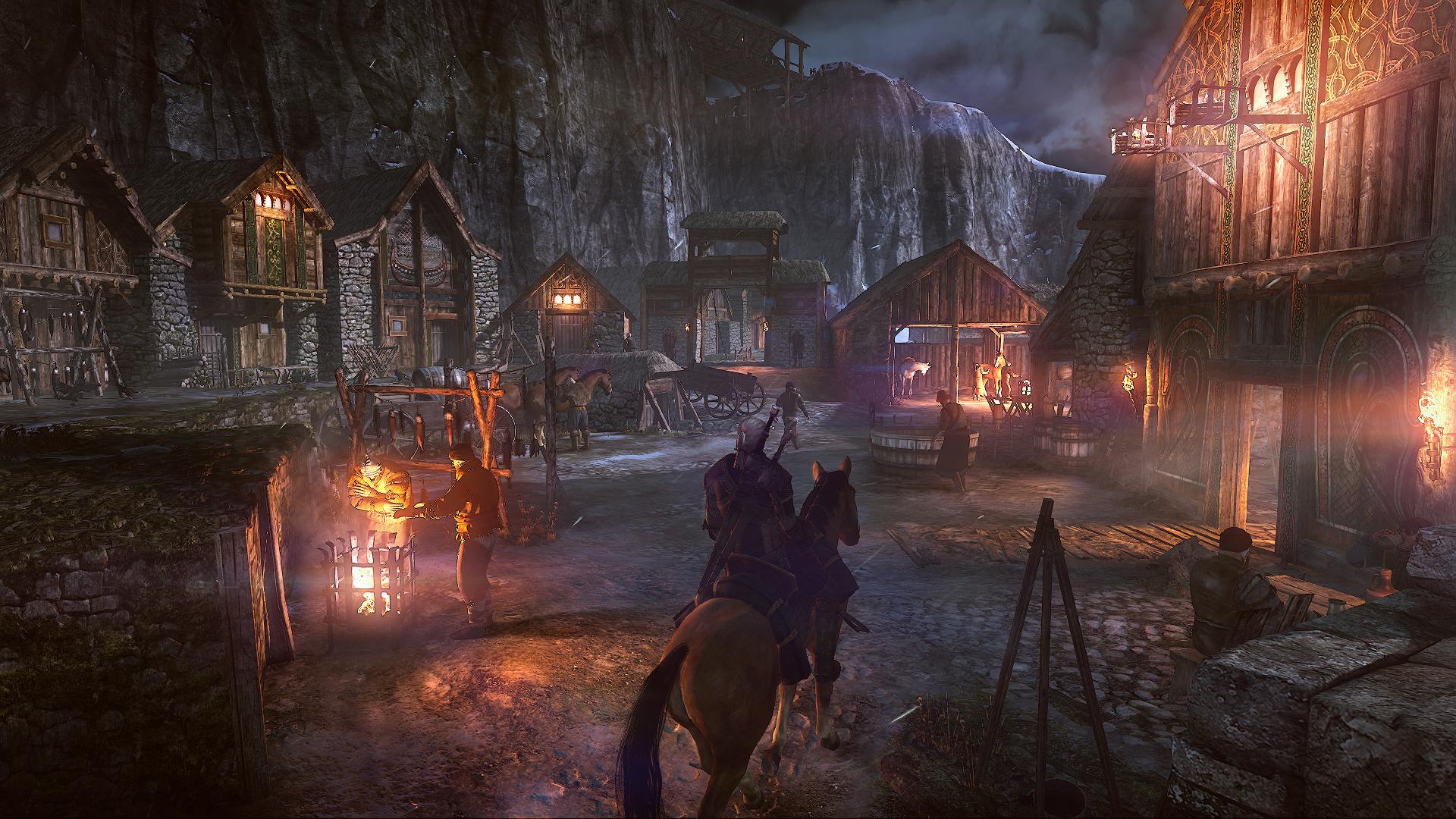 Solo Geralt de Rivia siendo asombroso en este trailer de The Witcher 3: Wild Hunt [Vídeo]