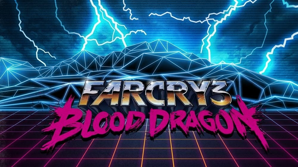 El trailer de la película de... Far Cry 3: Blood Dragon [Vídeo]
