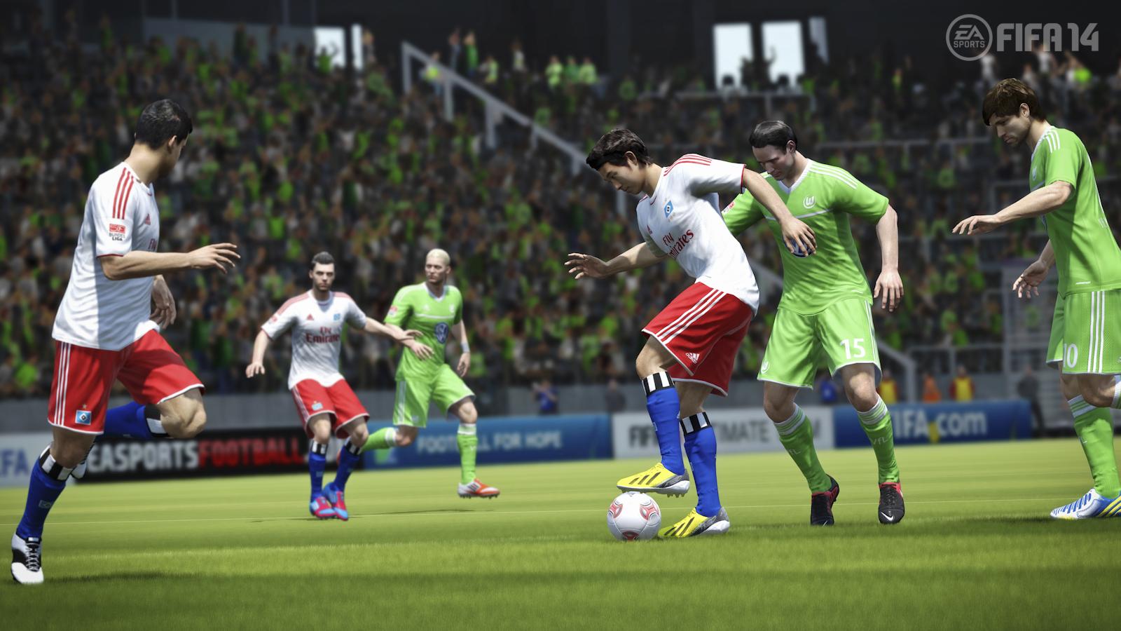 Emergen detalles de lo nuevo que tendrá FIFA 14 [Anuncios]