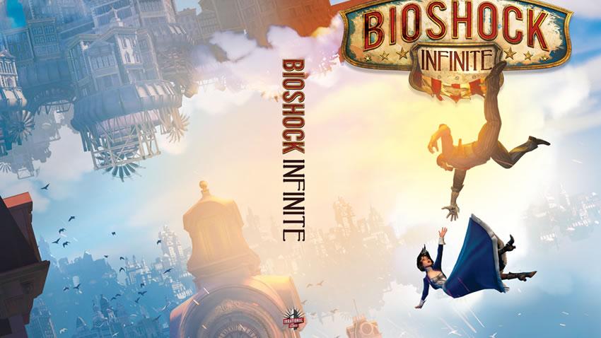 ¿No te gusto tu caratula de Bioshock Infinite?, prueba con estos nuevos diseños [Descargas]