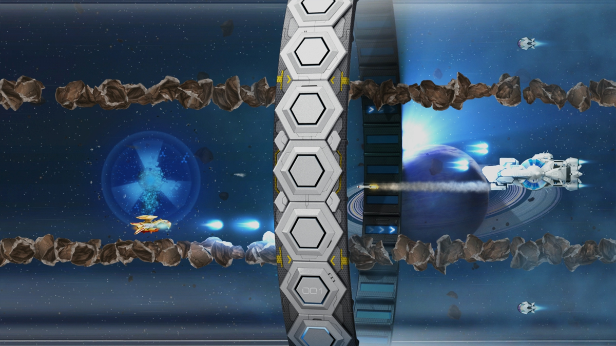 Humans Must Answer, es un interesante Shooter espacial realizado por los ex-miembros de S.T.A.L.K.E.R. [Kickstarter]