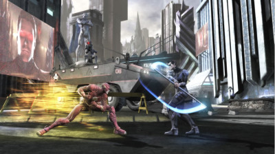 Trailer de Injustice: Gods Among Us Ultimate Edition [video]